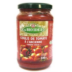 Coulis de tomates à l'ancienne (340g)