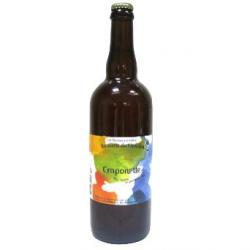 Bière blanche bio du Chardon (75cl)