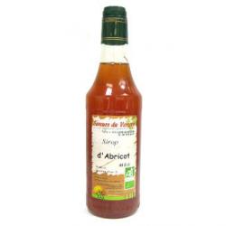 Sirop d'abricot (49,8cl)