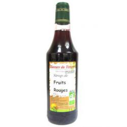 Sirop de fruits rouges (49,8cl)