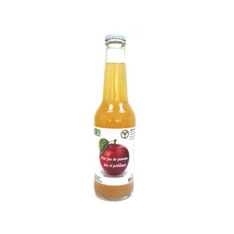 Jus de pomme pétillant (25cl)