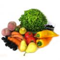 Panier de fruits et légumes 100% bio (4.5kg environ)