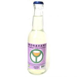 Limonade bio du Vercors à la lavande (25cl)