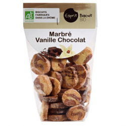 Marbrés chocolat vanille (200g)