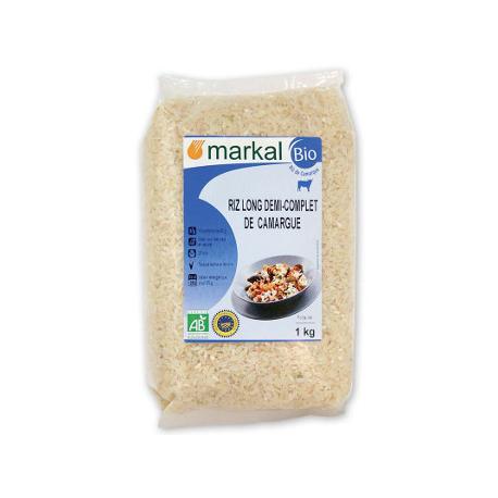 Riz de camargue 1/2 complet (kg)