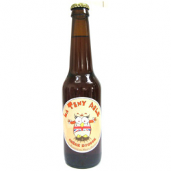 Bière rousse du Mont Aiguille (33cl)