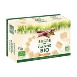 Sucre de canne morceaux (500g)