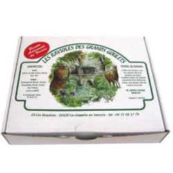 Ravioles aux cèpes (500g)