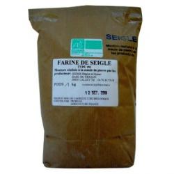 Farine de seigle  (1kg)