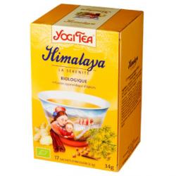 Infusion d'épices Yogi Tea Himalaya (90g)