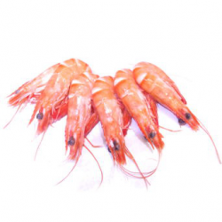 Crevettes bio petit calibre (300g)