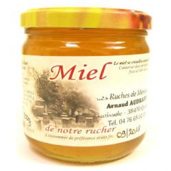 Miel toutes fleurs dominante tilleul (500g)