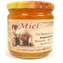 Miel toutes fleurs dominante chataignier Manissoles (500g)