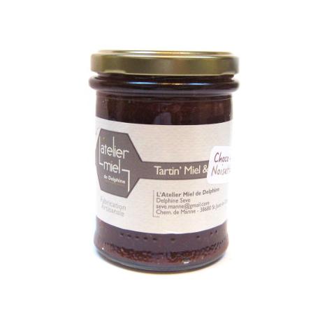 Pâte à tartiner miel & chocolat (220g)