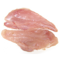 Filets de poulet bio (2 filets, 400g environ)