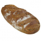 Pain de seigle et blé (1kg)