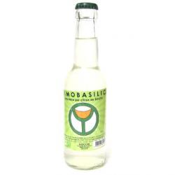 Limonade bio du Vercors au basilic (25cl)