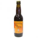 Bière tête rousse bio du Chardon (33cl)
