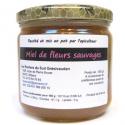 Miel de fleurs sauvages Ruchers Grésivaudan (500g)