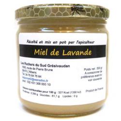 Miel de lavande (500g)