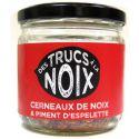 Cerneaux de noix et piment (130g)