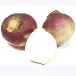 Navets violets bio (kg)