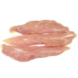 Aiguillettes de poulet bio (300g)