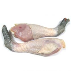 Pilons de cuisse de poulet bio (x2, 400g environ)