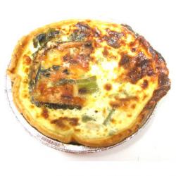 Pognes épinards et lardons (2 pièces)