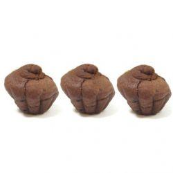 Sans gluten - Quatre quart chocolat bio (3*80g)