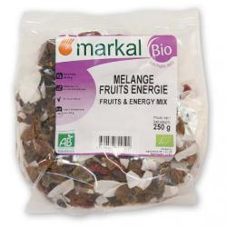 Mélange de fruits énergie (250g)
