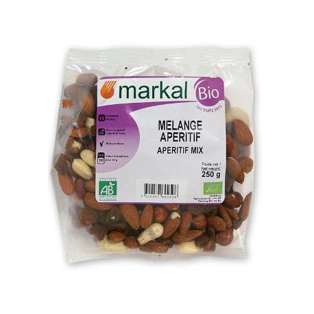 Mélange de fruits apéritif (250g)