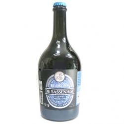Bière blanche de la Brasserie des Cuves de Sassenage (75cl)