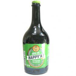 Bière Hayy'ale de la Brasserie des Cuves de Sassenage (75cl)
