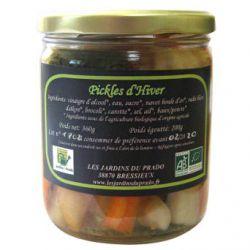 Pickles d'hiver (370g)