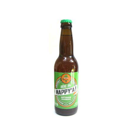 Bière Hayy'ale de la Brasserie des Cuves de Sassenage (33cl)