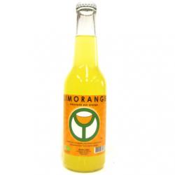 Limonade bio du Vercors à l'orange bio (25cl)