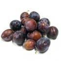 Prunes noires bio (500g)