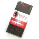 Chocolat noir à la framboise, Elodie D (80g)