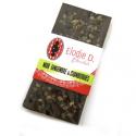 Chocolat noir gingembre et cranberries, Elodie D (80g)