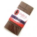Chocolat lait 37%, Elodie D (80g)