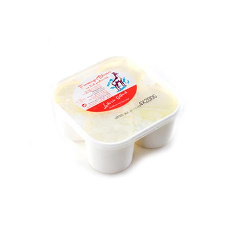 Fromage blanc au lait de vache (4x100g)