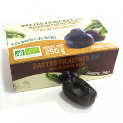 Dattes fraîches (250g)