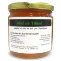 Miel de tilleul Rucher du Grésivaudan (500g)