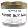 Terrine de faisan à la noix (200g)