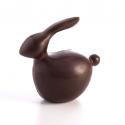 Pré commande // Lapin garni chocolat noir 110g - Reservation livraison semaine du 15/04
