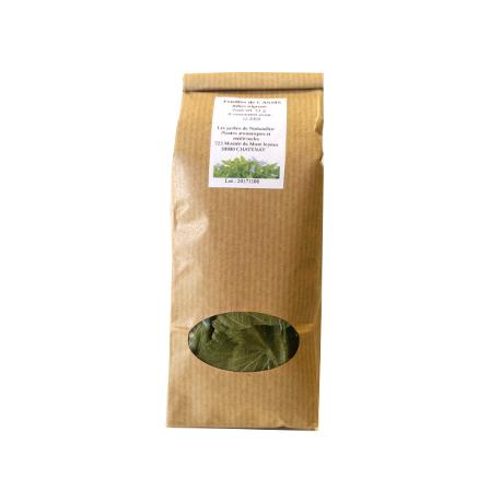 Cassis feuilles (5g)