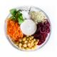 Salade Buddha Bowl végétarien cajonnaise au citron XL (plat, 1personne)