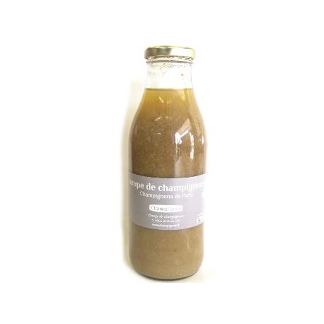 Soupe de champignons de Paris, 0,5L
