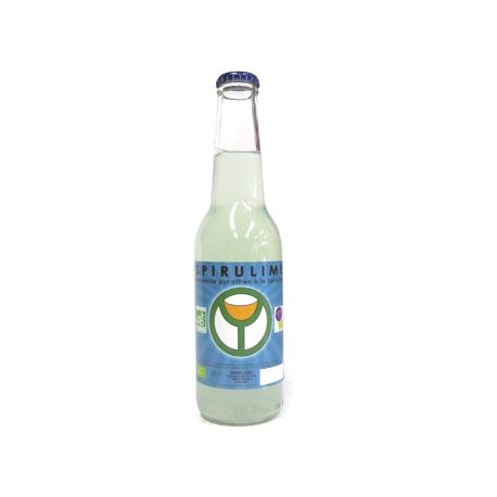Limonade bio à la spiruline (25cl)